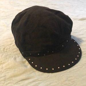 Black Limited Too Hat Sz M/L